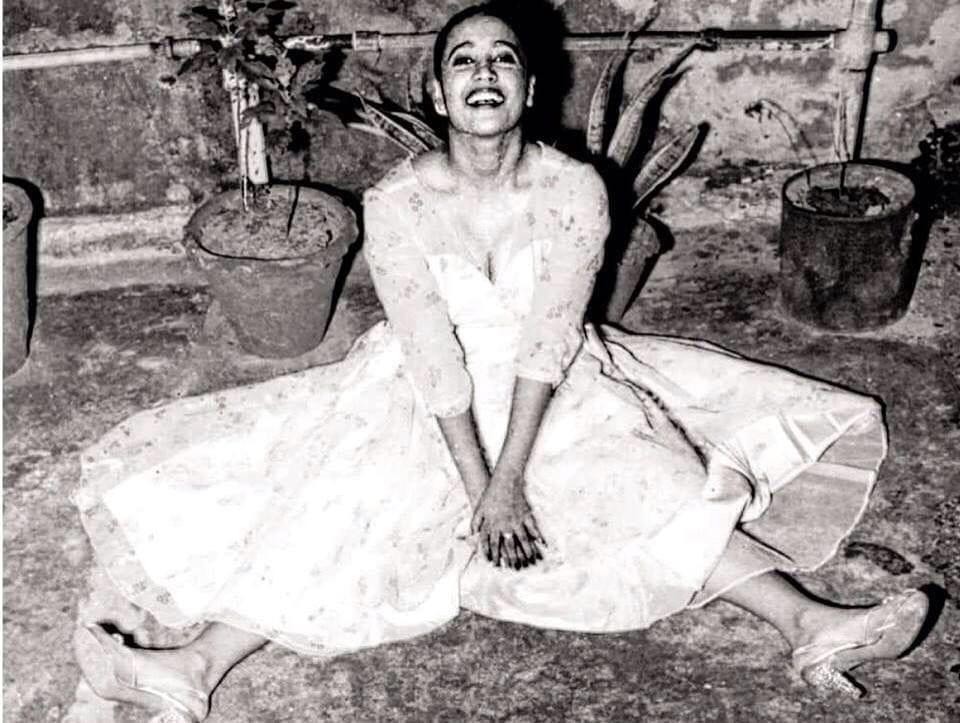 ট্যুইটারে সুচিত্রা সেনের ছবি শেয়ার করলেন রাইমা