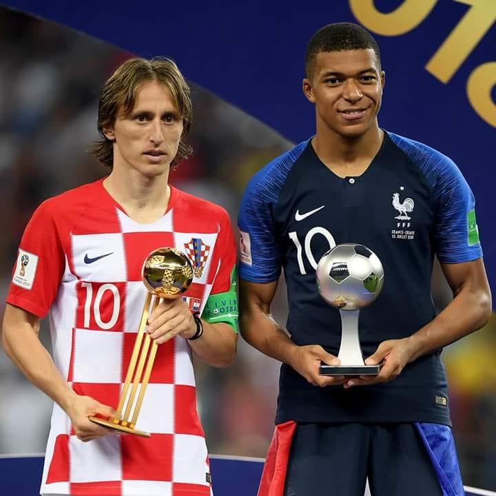 ২০১৮ ফুটবল বিশ্বকাপের সেরার শিরোপা পেলেন যাঁরা
