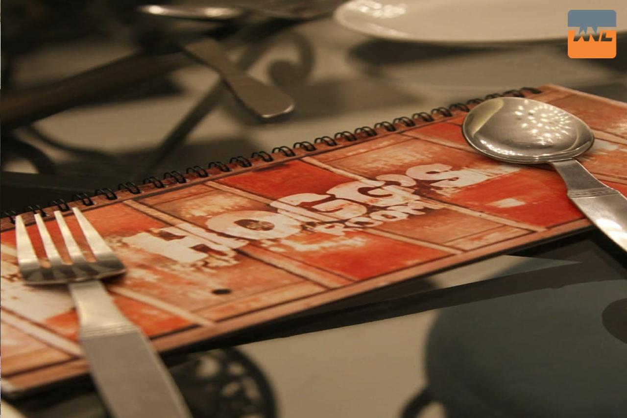 ভোজনরসিক বাঙালিকে নস্টালজিয়ায় ডোবাতে তৈরি 'হগস রুম'