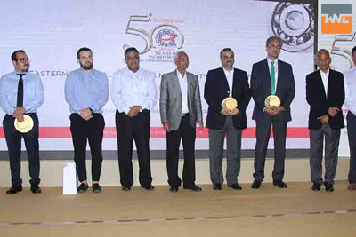 Eastern India Ball Bearing Merchants' Association celebrates 50th glorious years at Lalit Great Eastern