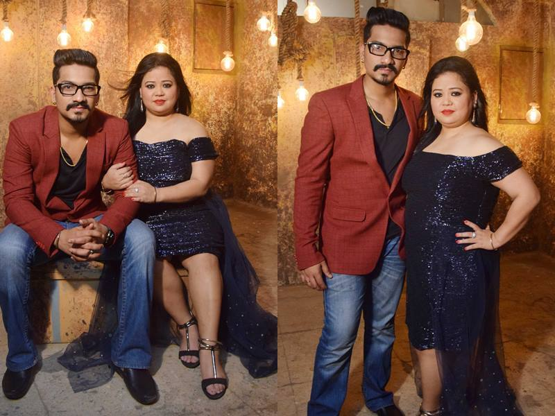 Rs50 lakh a week! Is that the amount Bharti Singh and Haarsh are charging for Bigg Boss 12?