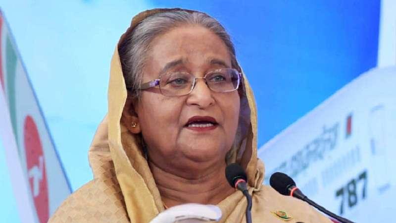 'রোহিঙ্গাদের নিয়ে আইডিবি চুপ থাকতে পারে না' : শেখ হাসিনা