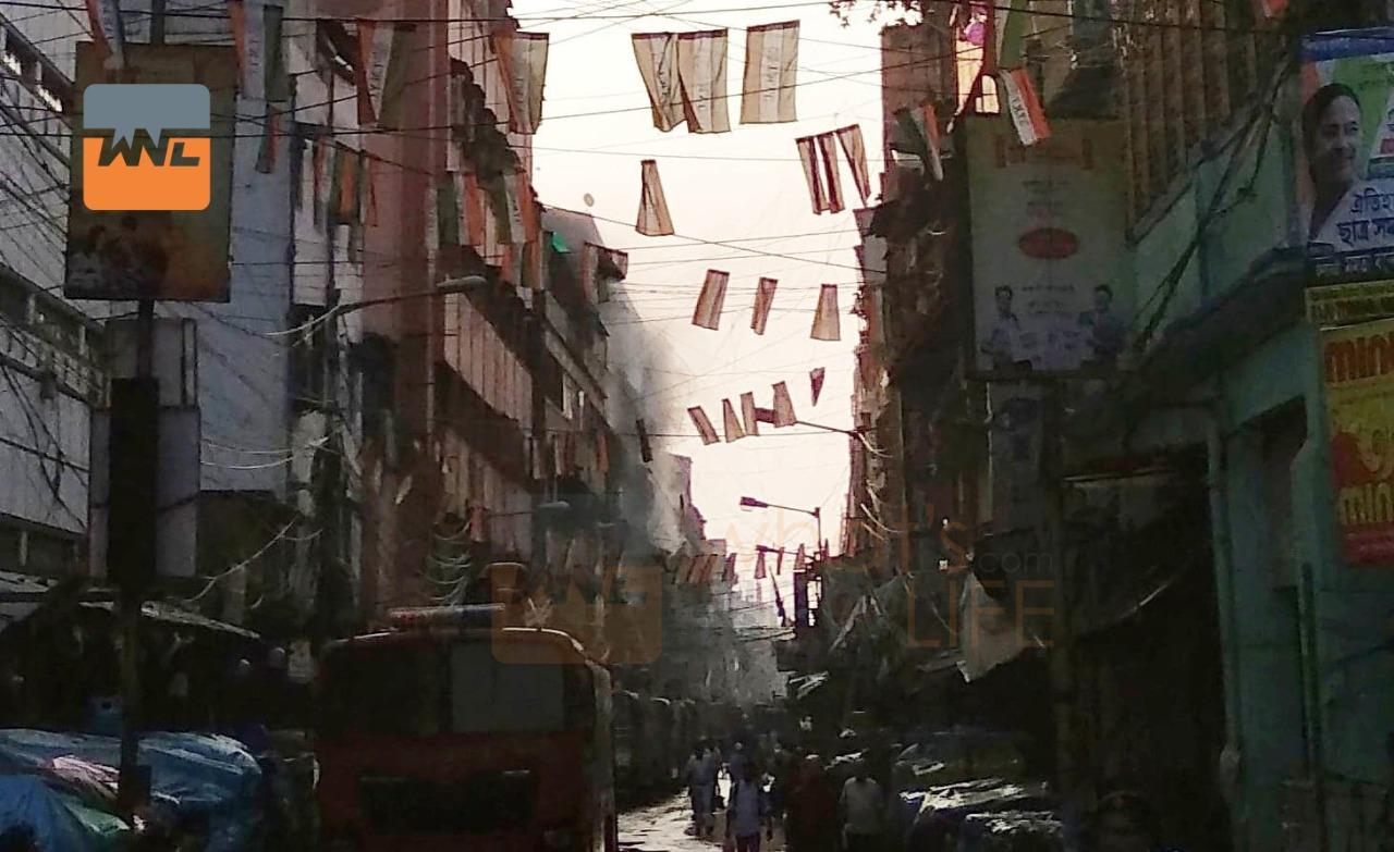বাগরি অগ্নিকাণ্ডে চক্রান্তের গন্ধ পাচ্ছে রাজ্য