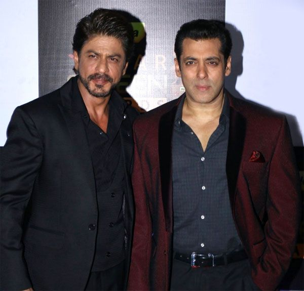 """I have become 'Shah Rukh Khan It is because of Salman Khan and his family """