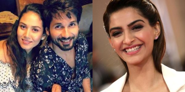 Shahid Kapoor asks Sonam Kapoor when is she planning to start a family