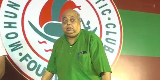 ক্ষমা চাইলেন মোহনবাগান সভাপতি টুটু বসু