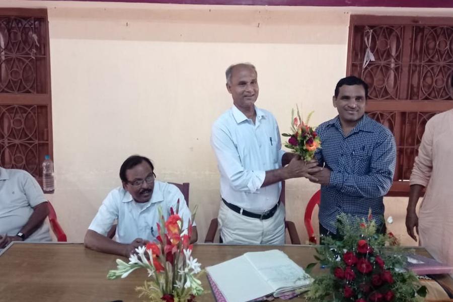 মেদিনীপুর সদর মহকুমায় এবিটিএ'র কর্মকর্তা নির্বাচন