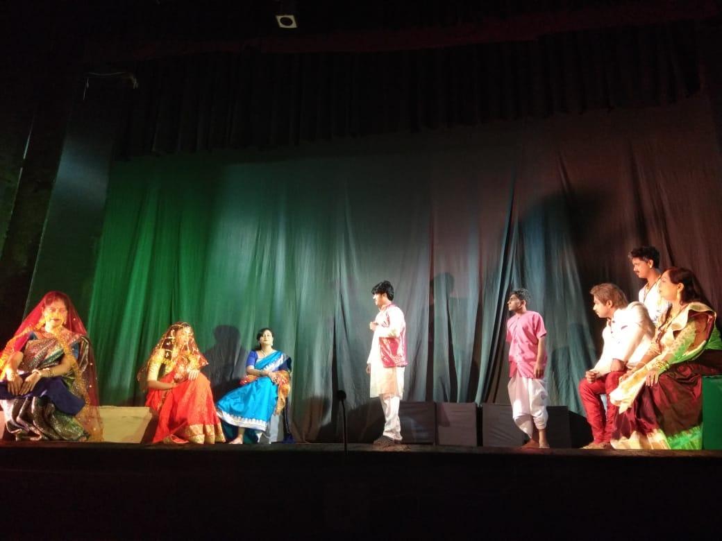 কলকাতার মন জিতলেন মেদিনীপুরের নাট্যশিল্পীরা