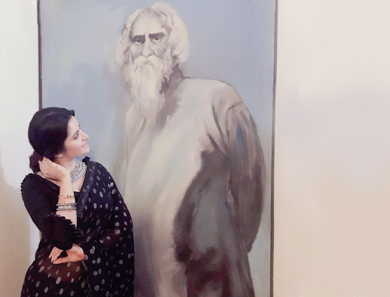 'শেষের কবিতা'র নায়িকা পরী