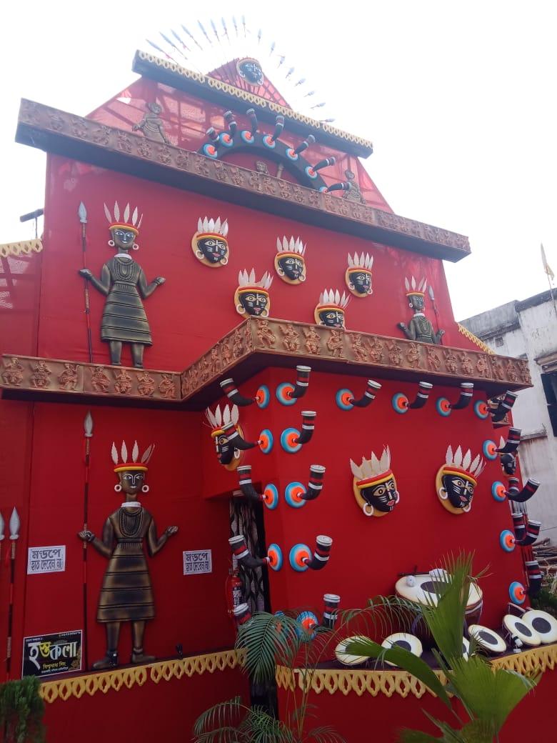 মাণিকপুর ভাতৃসংঘের ৫১ বছরের কালী আরাধনা