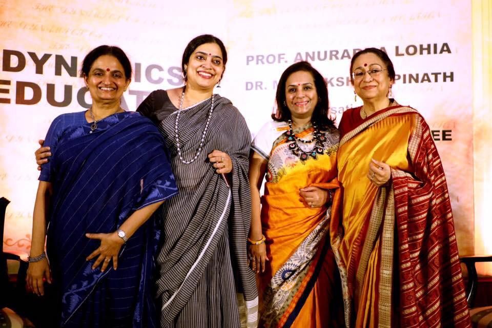 'The Dynamics of Education' was organized by the Ladies Study Group at The Oberoi Grand