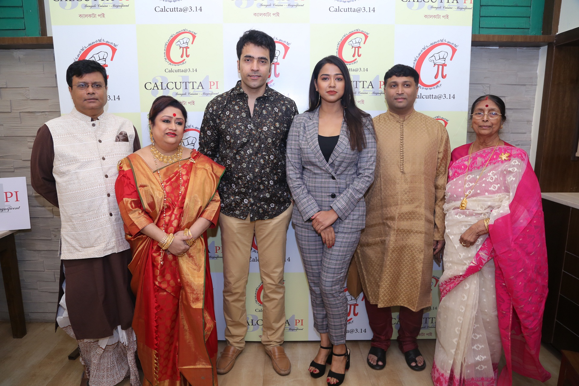 Actors Abir Chatterjee and Sohini Sarkar launch an authentic Bengali cuisine restaurant in the heart of the city