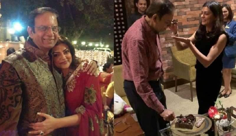 বাবার নতুন নতুন গার্লফ্রেন্ড হোক : সুস্মিতা সেন