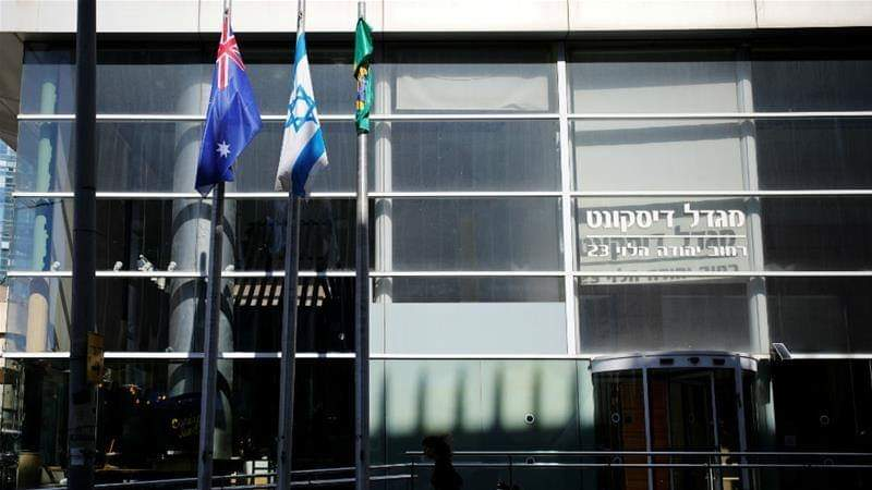 Australia, Malaysia in war of words over Israel embassy shift