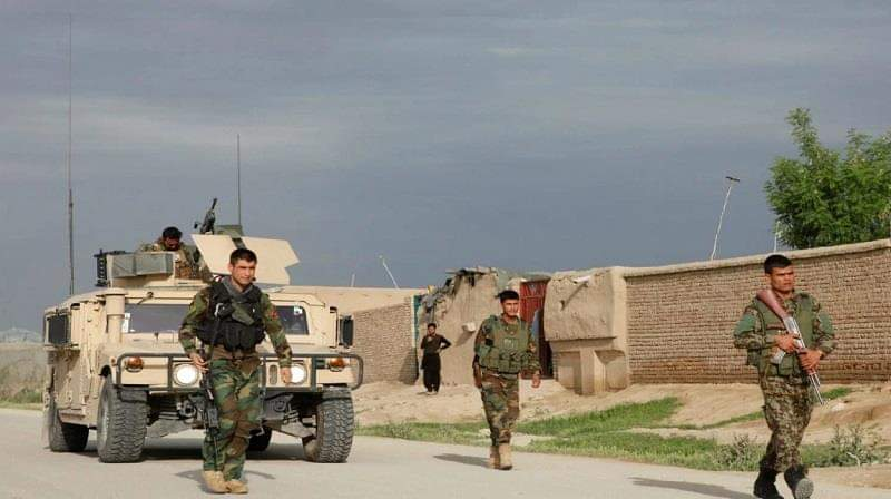 More than 100 Afghan security forces killed in Taliban attack