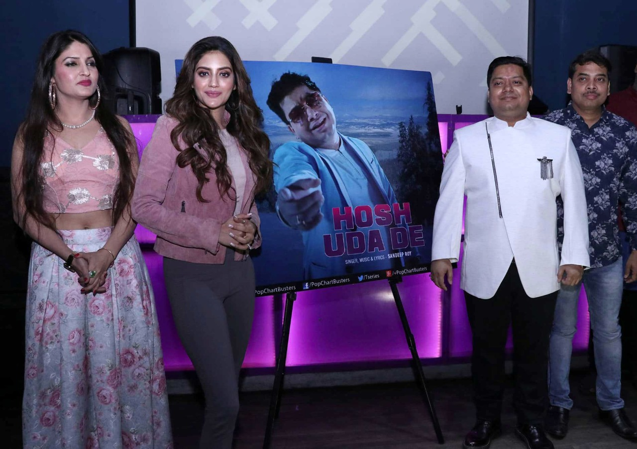 """T-Series introduces Shri Sandip Roy, a budding and promising talent from West Bengal, the hub of melodies for his single """"Hosh Udade"""""""