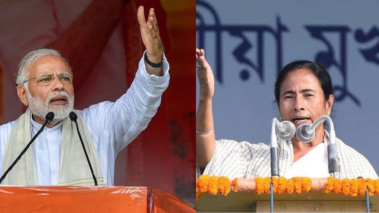 রাজনীতি করছেন নরেন্দ্র মোদি : মমতা বন্দোপাধ্যায়