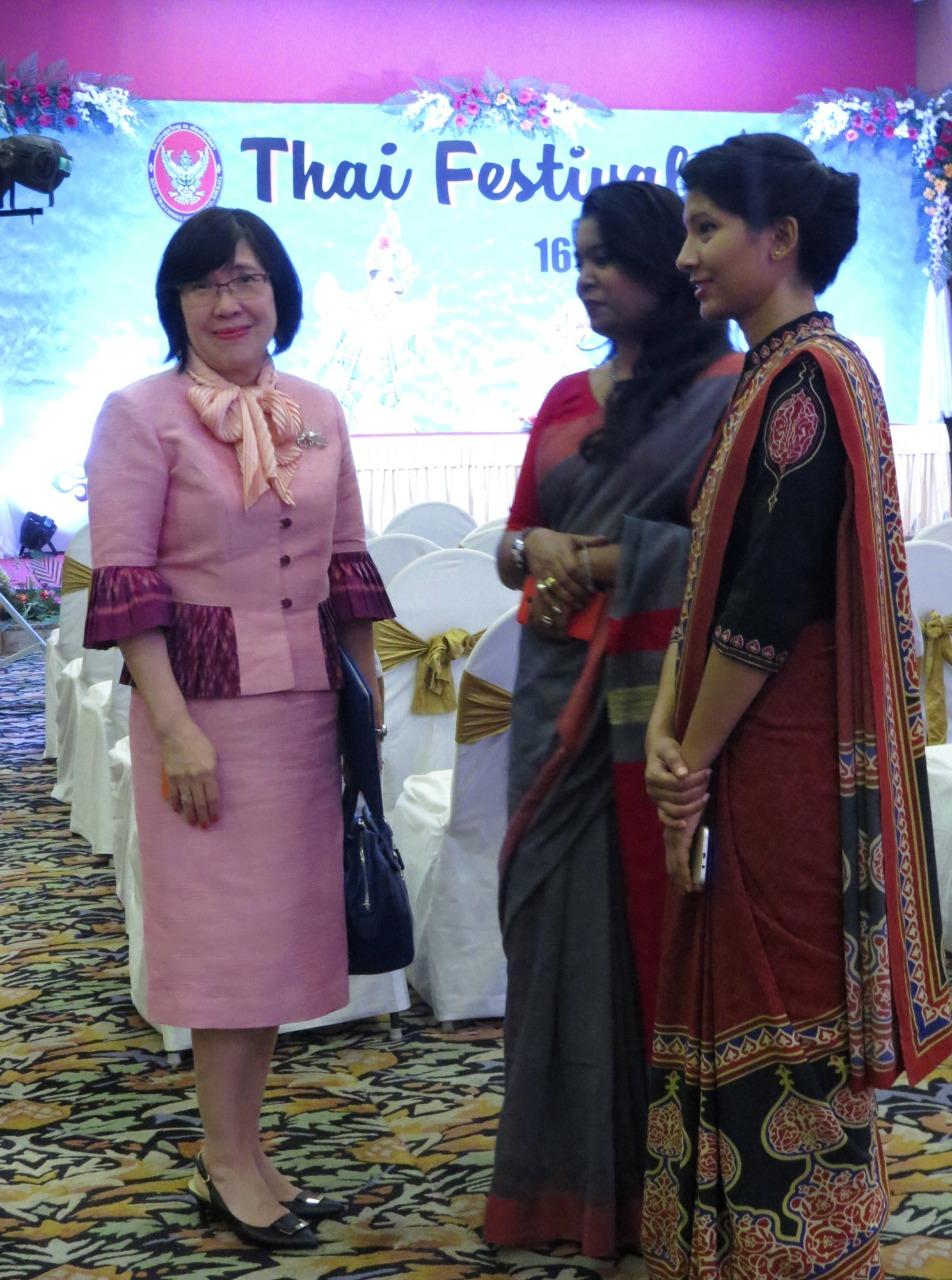 Thai Festival 2019 in Kolkata