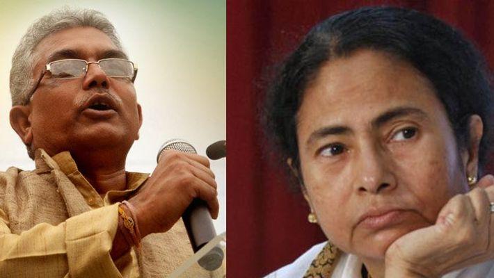 'বাংলার কয়েকজন রাজনৈতিক নেতা পাকিস্তানের সুরে কথা বলছেন' : দিলীপ ঘোষ