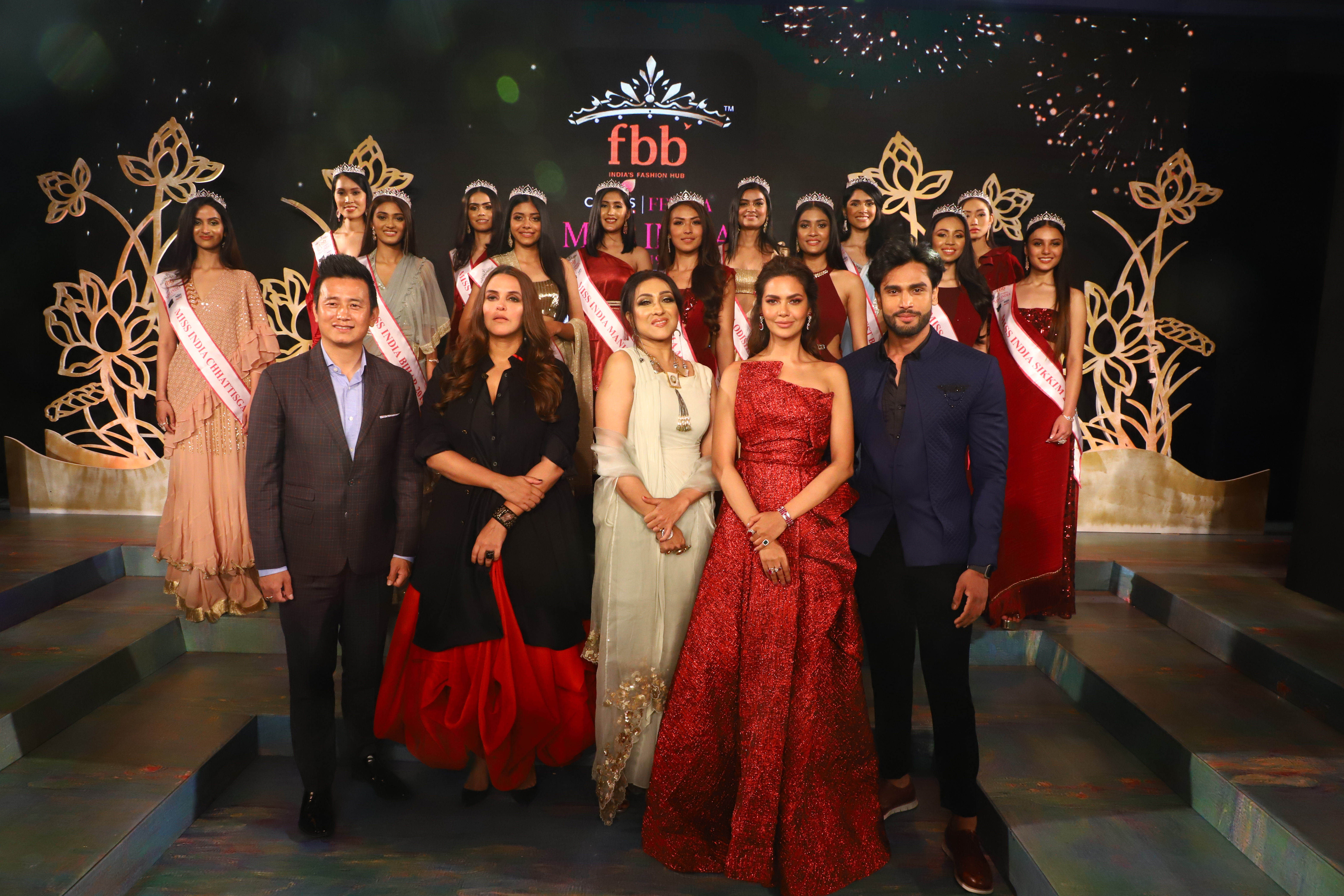 The winners of fbb Colors Femina Miss India East 2019 announced