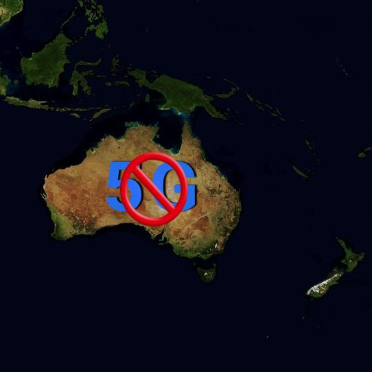 কেনো নিষিদ্ধ 5G অস্ট্রেলিয়ায়?