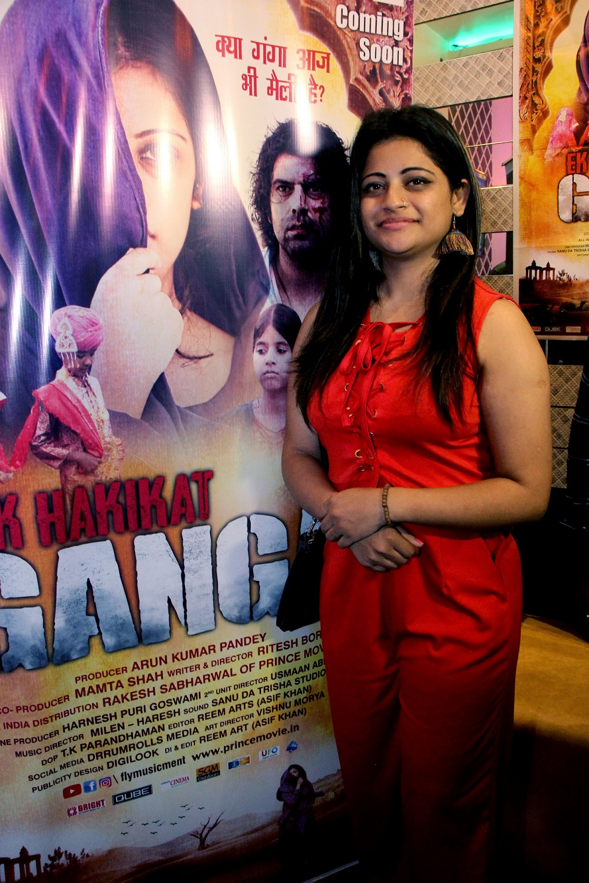 "Ek Hakikat Ganga"", a Hindi film on Child Widow to release in the city of joy"