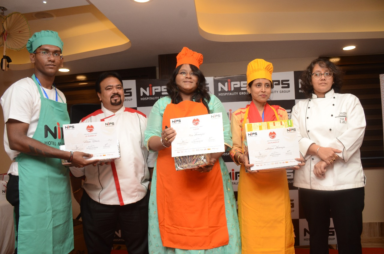 Bengali New Year celebration at NIPS Hotel Management Institution, Salt lake