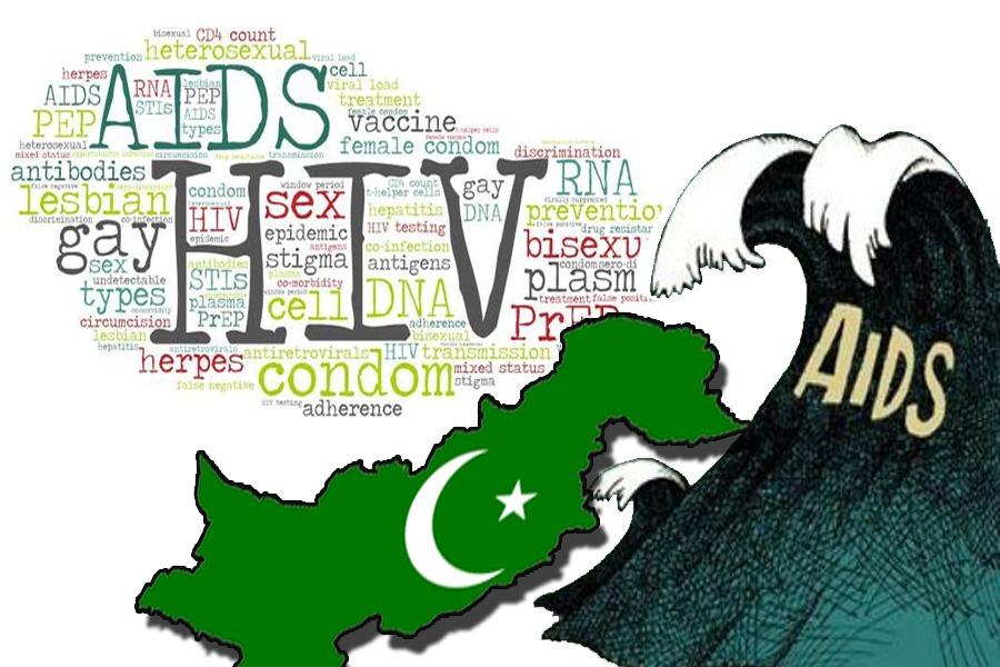 পাকিস্তানে মহামারীর আকারে ছড়িয়েছে এইচআইভি, সাহায্যের আবেদন WHO এর কাছে