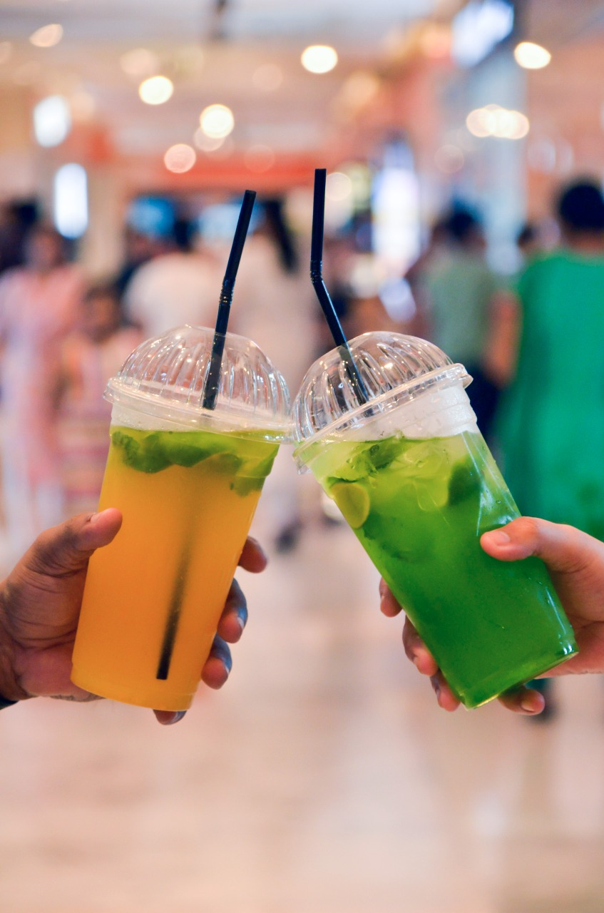 SUMMER COOLERS AT CAFECCINO