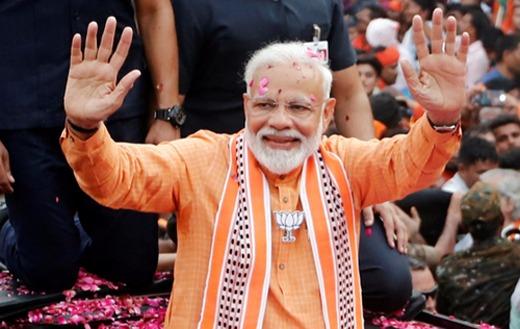 'আবারও জিতল ভারত' : জয়ের পর প্রথম ট্যুইট নরেন্দ্র মোদীর