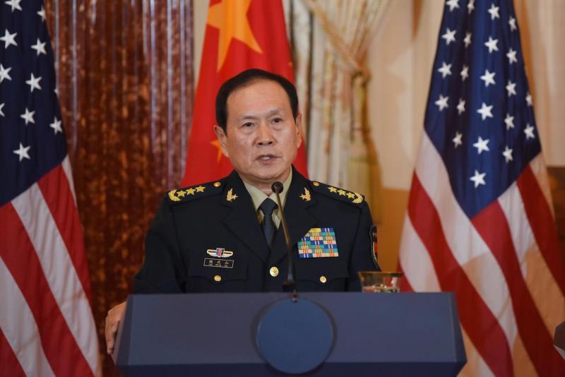 যুক্তরাষ্ট্রের সঙ্গে যুদ্ধ বিশ্বের বিপর্যয় : চীনা প্রতিরক্ষামন্ত্রী ওয়ে ফ্যাংগি