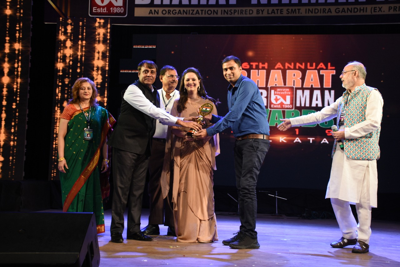 MEDIA CONNECT wins Bharat Nirman Awards 2019 for PR Management