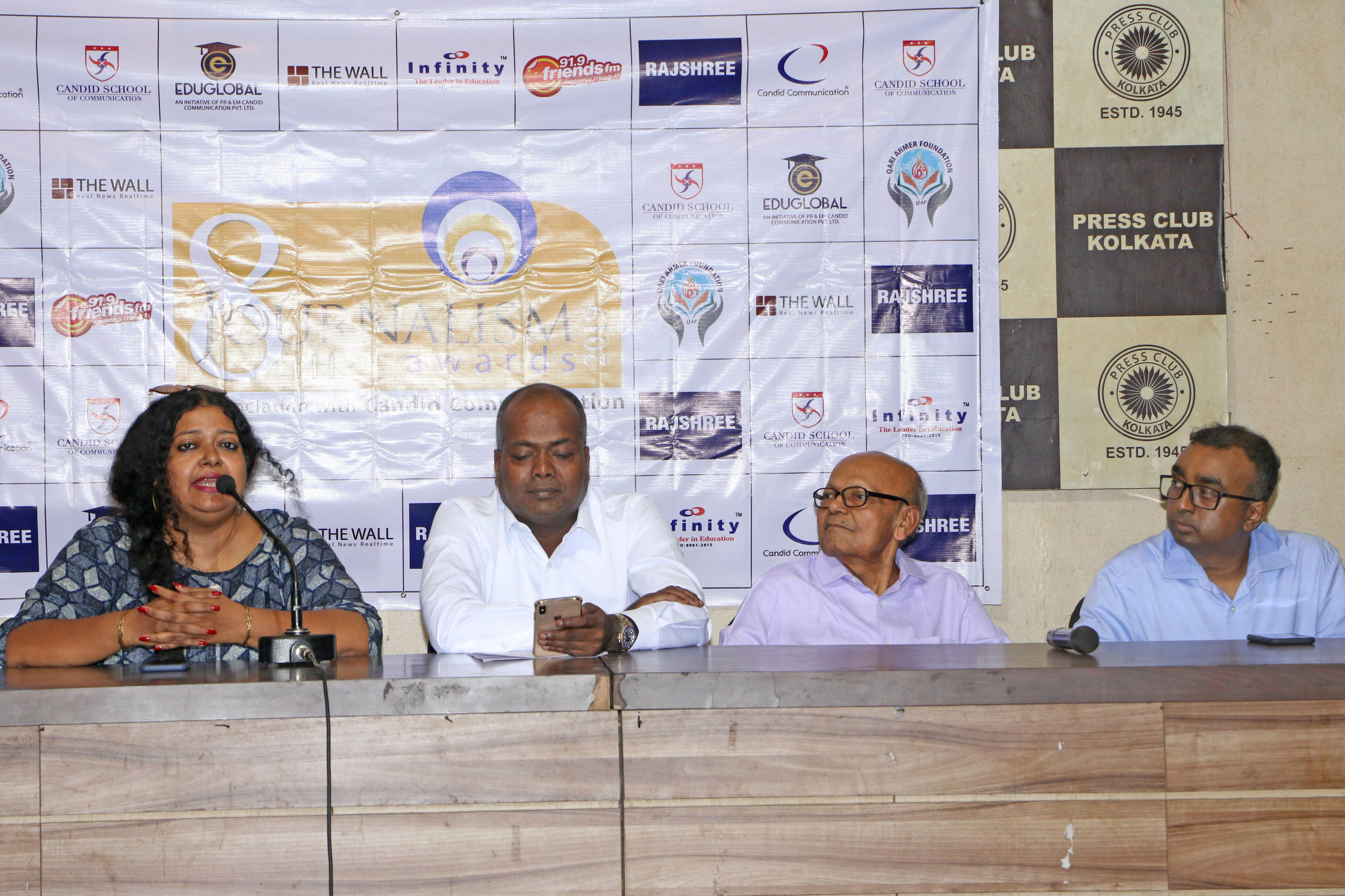 "Journalism​ Awards​ Committee announces ""Journalism Awards 2019"""