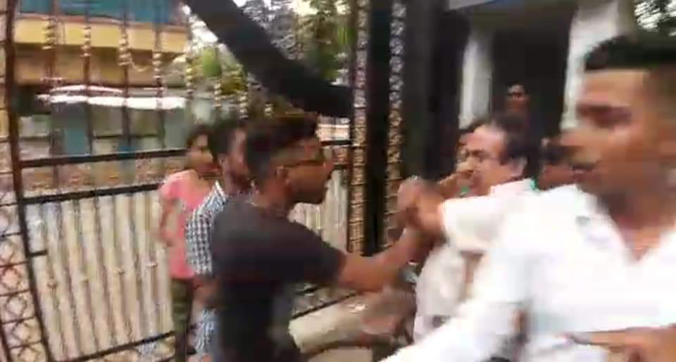 Another Atrocity Committed  By Ruling Party, Trinamool Supporters