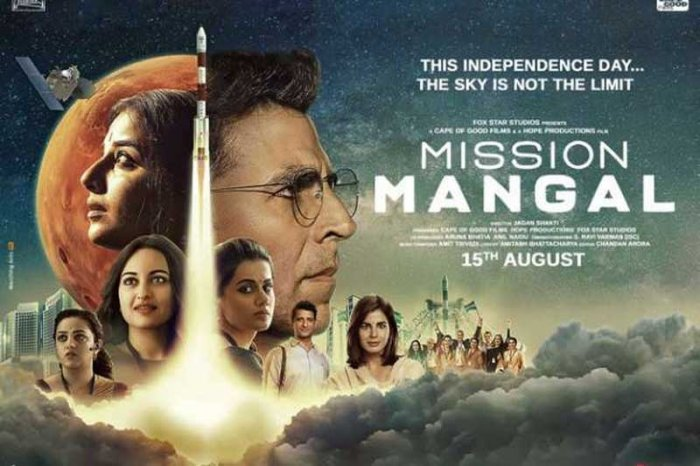 Mission Mangal A Delightful Package Of Inspiration And Patriotism
