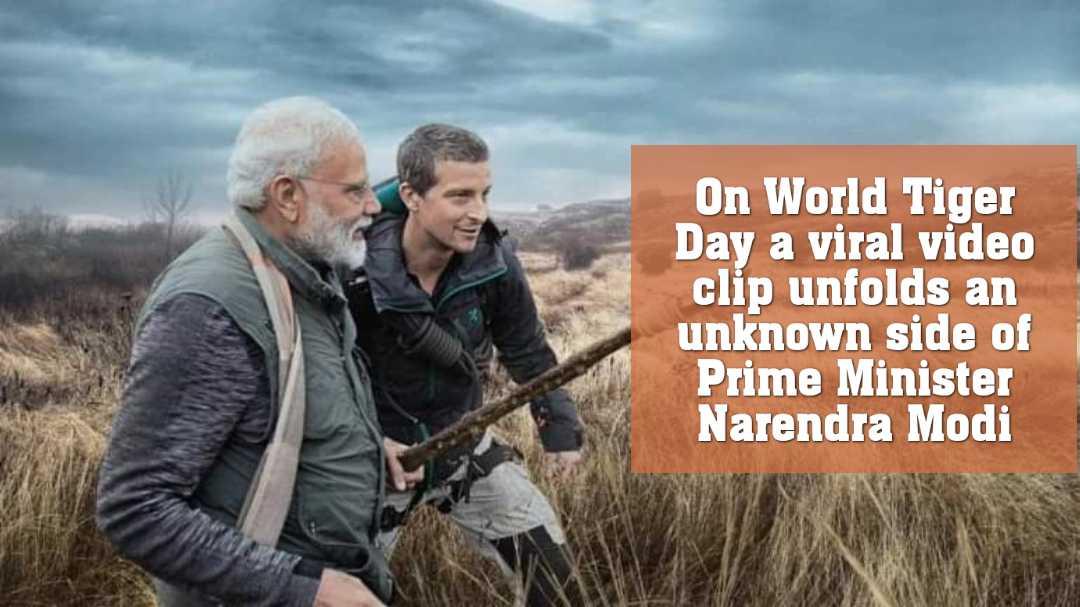 PM Modi's Dual Message In One Journey