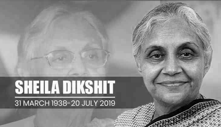 Sheila Dikshit, An Unforgettable Person inside And Outside Politics