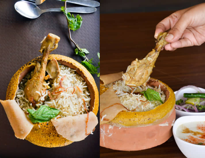 THE BIRYANI FESTIVAL AT MASALA KITCHEN