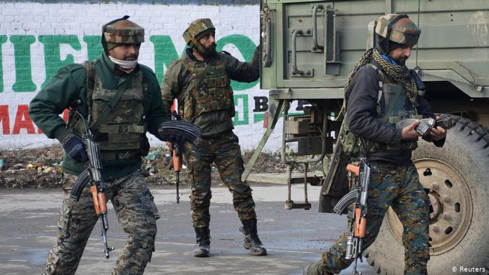 Additional Troops In Kashmir : Authorities Unclear On Reason Behind The Move