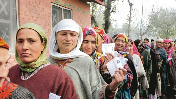 National Conference Party Request An Assembly Election For J&K