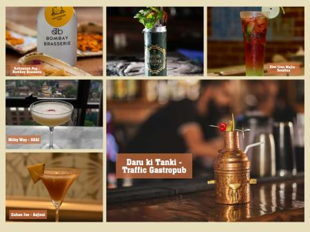 DROP IN AT THESE PLACES TO TAKE A SIP OF THE MOST CLASSIC RUM-INFUSED COCKTAILS