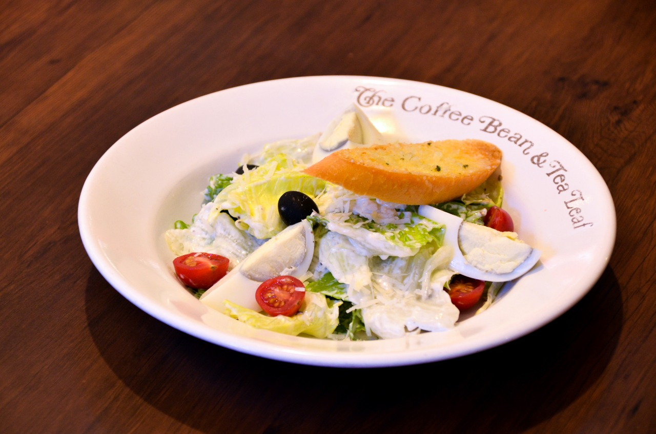 The Coffee Bean & Tea Leaf Cafe Is Ready To Introduce New Menu
