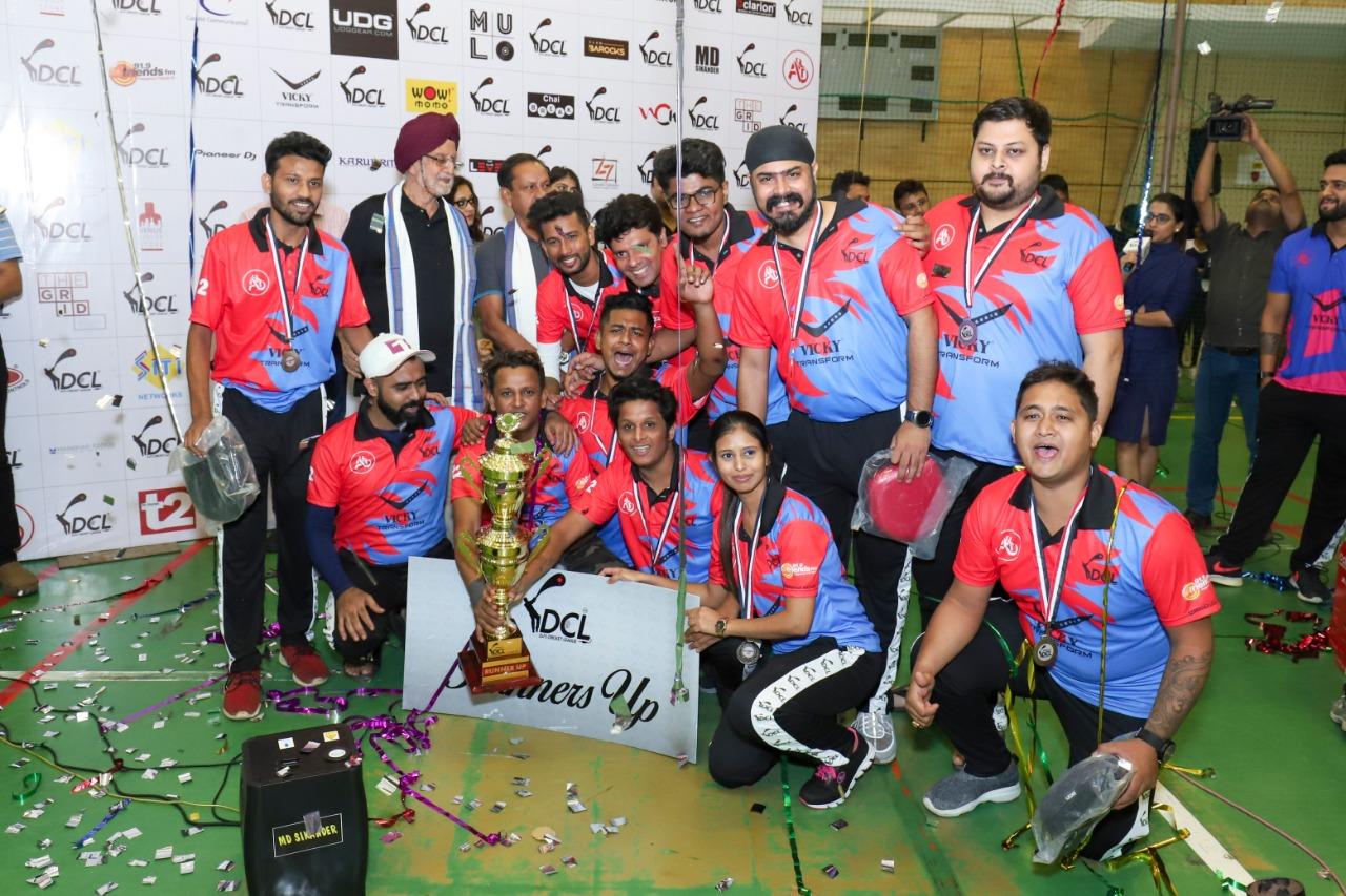WCH Damagers wins the 'Battle of Djs'