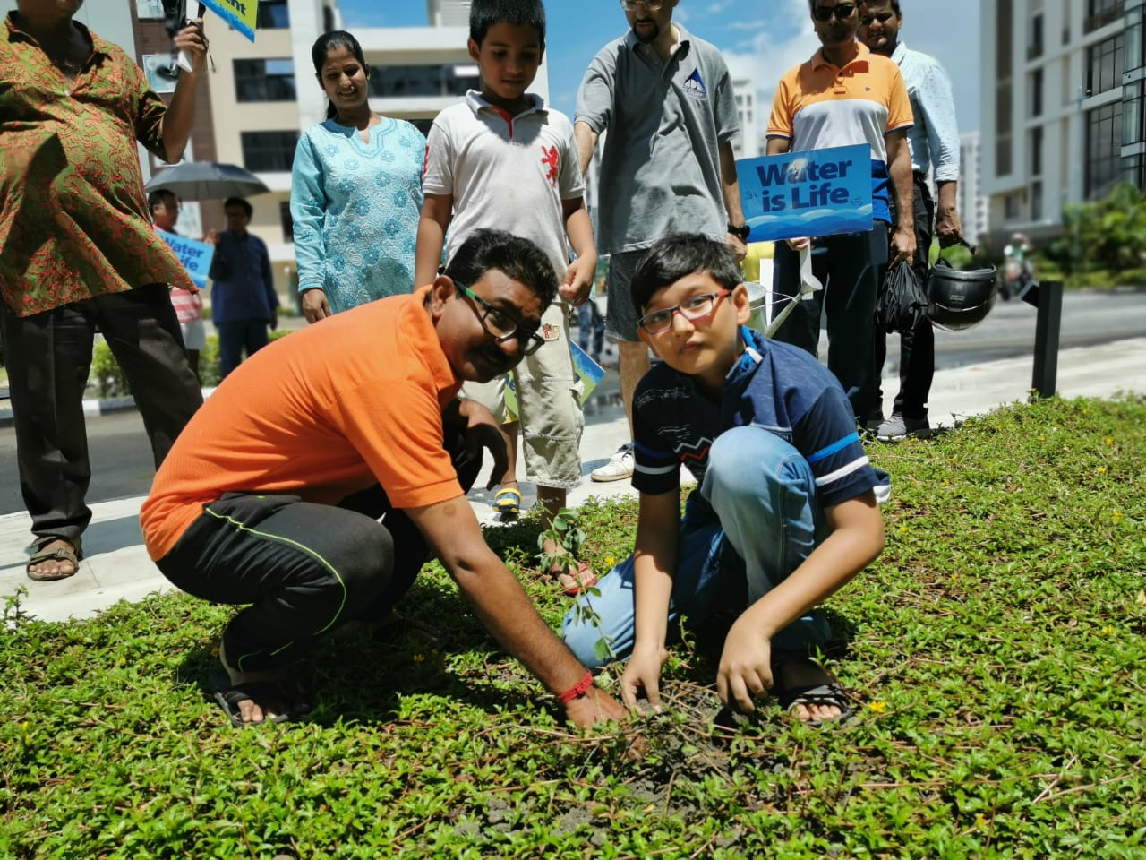 Greenfield City Takes Green Initiative