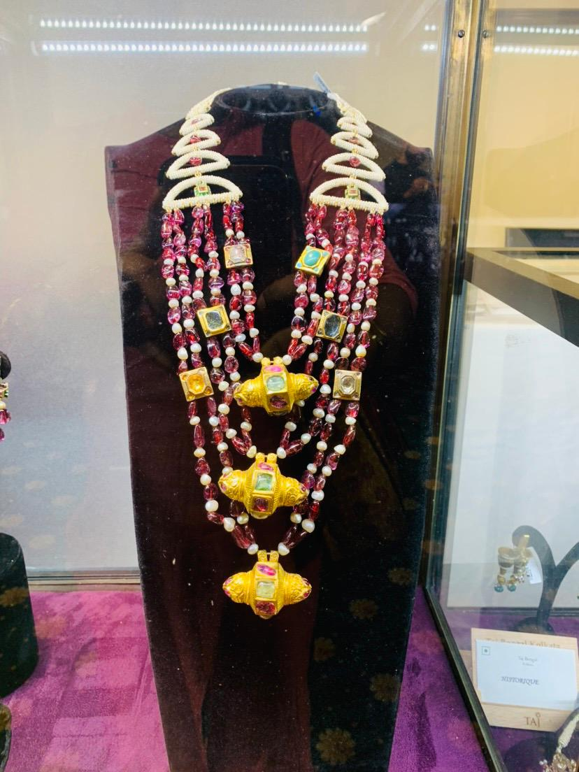 Jaipur Jewels are conducting an exhibition in the City of Joy
