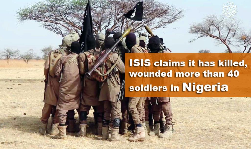 ISIS এর দুটি পৃথক হামলায় ৪০ জনেরও বেশি হতাহত নাইজেরিয়ায়