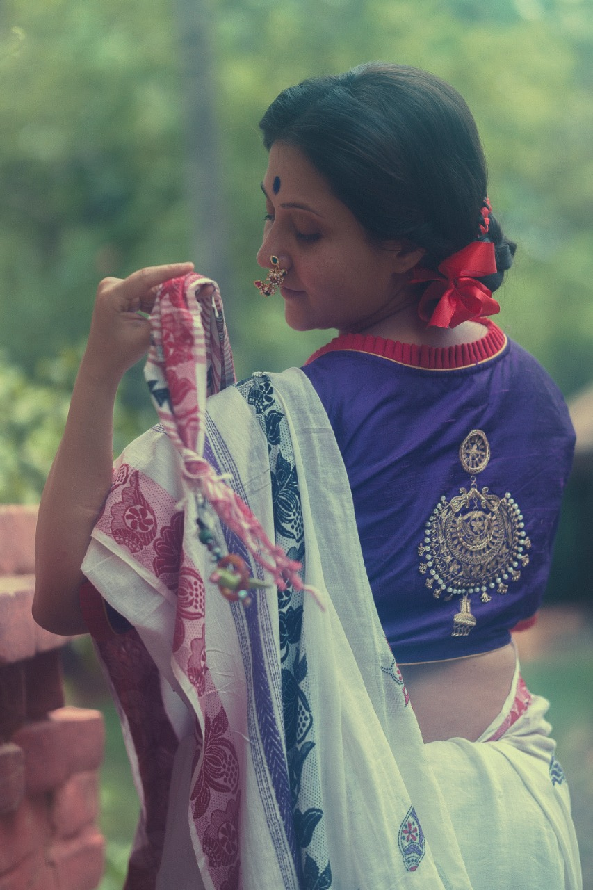 PARAMA'S DURGA PUJA COLLECTION