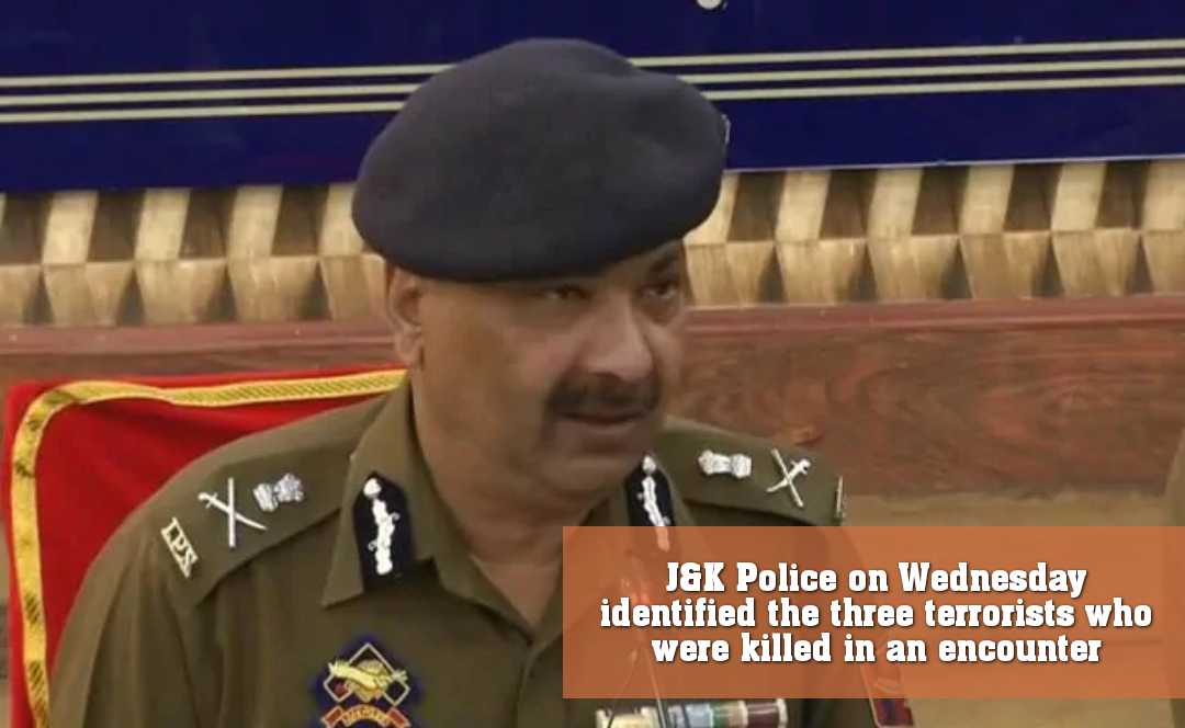 জম্মু-কাশ্মীরে নিরাপত্তা বাহিনীর অভিযানে তিন নিহত জঙ্গি