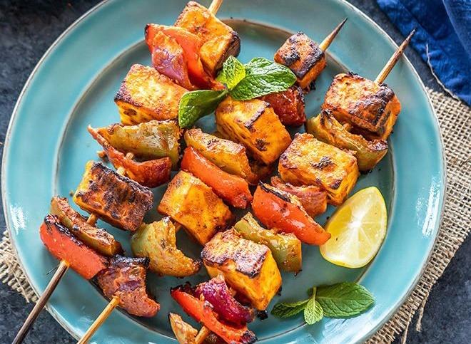 makhmali paneer tikka recipe by Ayonti Biswas