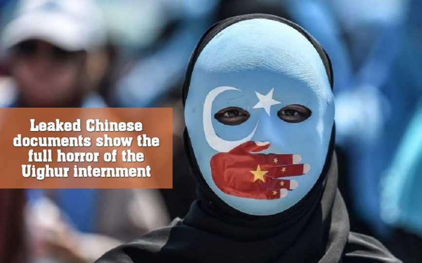 উইগুর মুসলমানদের নির্যাতনের তথ্য ফাঁস, এটি চীনের অভ্যন্তরীণ ব্যাপার দাবি বেইজিংয়ের